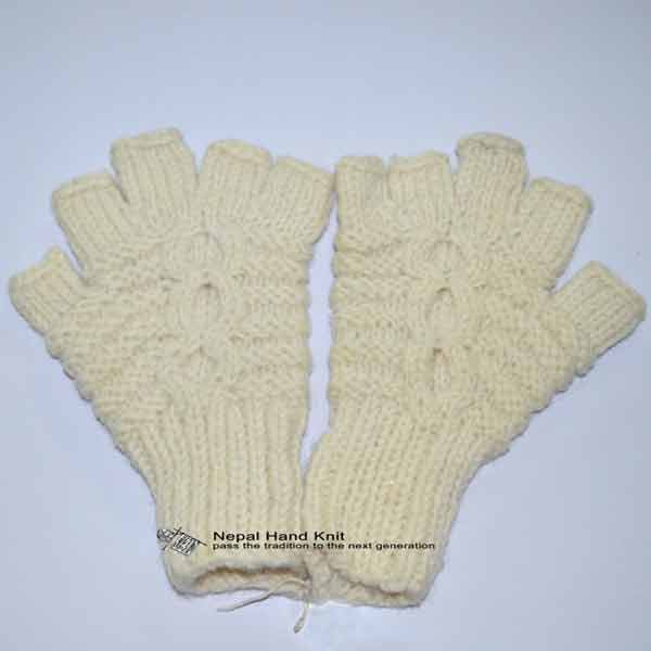 Rib moutain gloves